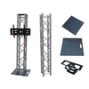 Stage Roof 6 Foot Dj Truss Tower
