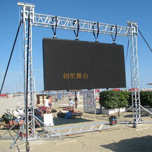 Video Hanging Led Truss
