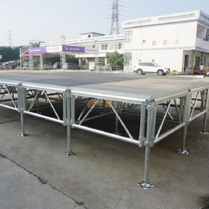 portable mobile concert T Stage
