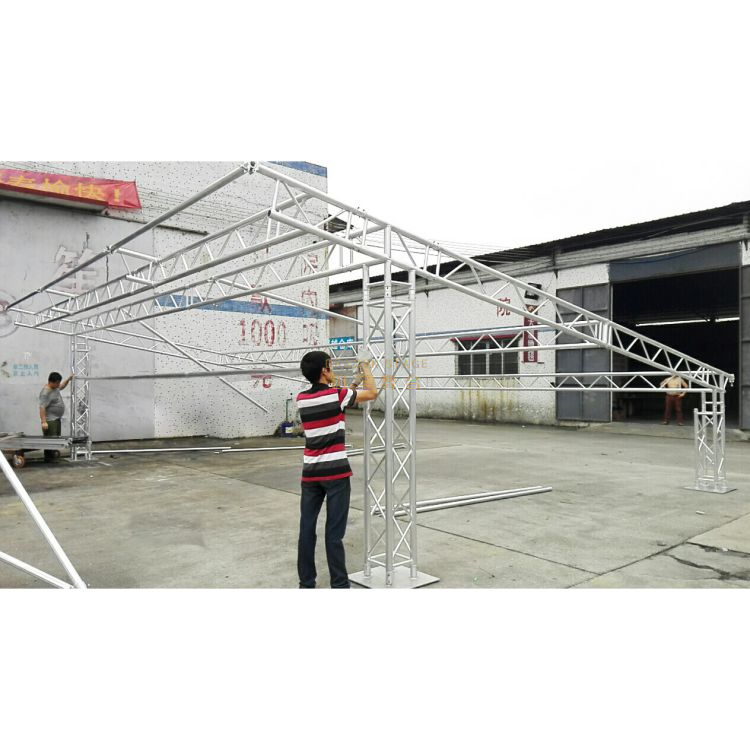 Mini Box Aluminum Truss Display Lighting Truss