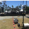 Lighting Silver Concert Event Truss