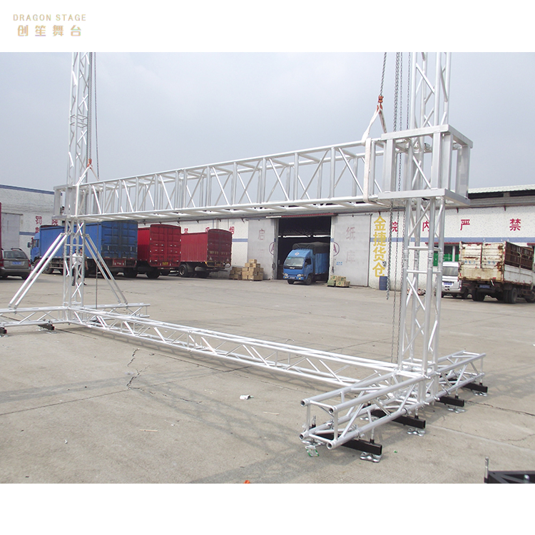 Lift Aluminum Exhibition Gentry Truss