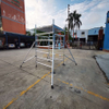 Board Mobile Tower Foldable scaffolding
