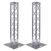 Illuminated 8.20ft Bands Totem Truss