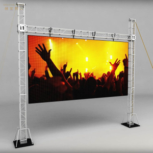 Screen Aluminum Outdoor Gentry Truss