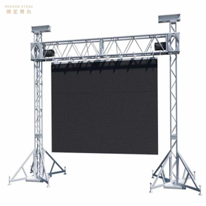 Display Aluminum Outdoor Gentry Truss