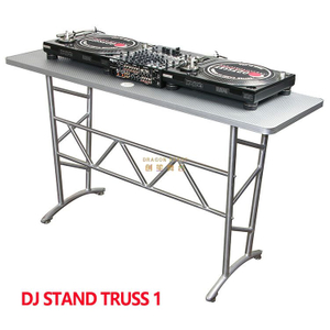 Booth Round Tower DJ Truss
