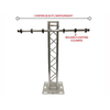 Array 6 Foot Dj Truss Tower