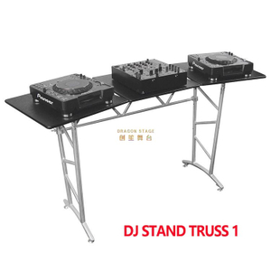 Table Round Tower DJ Truss